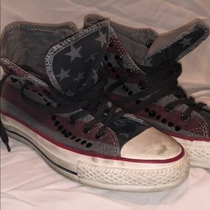 Converse All⭐️Star limited edition high tops